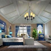 主卧天花板装修设计