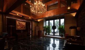 价钱贵贵的 豪华美式装修风格样板房