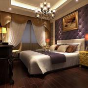 欧式风格三室两厅图片