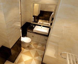 轻松爽到爆:精心设计的卫生间设计装修效果图欣赏