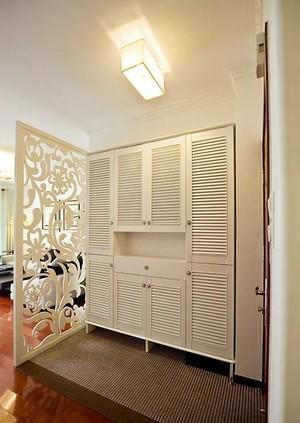 开门见厅:家居入户门厅装修效果图