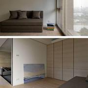 自然风格公寓