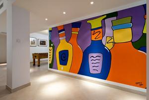 别墅背景墙设计