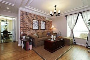 公寓客厅图片