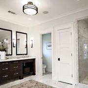现代创意型卫生间瓷砖