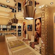 饰品店地板装修设计