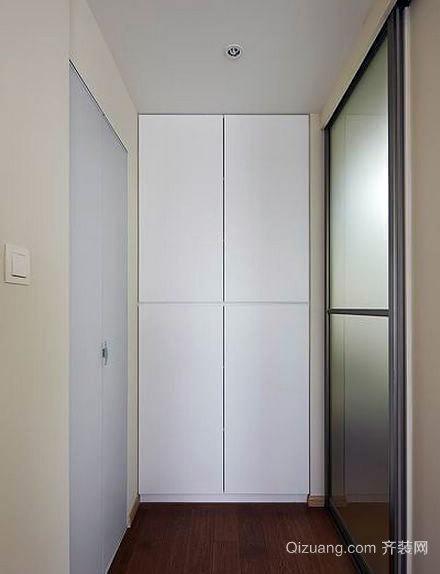 100平米阳光大气客厅带飘窗设计的两居室房屋装修设计