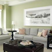 别墅沙发效果图