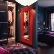 自然风格衣柜设计