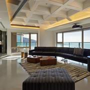 单身公寓吊顶设计