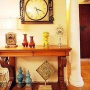 别墅墙壁钟设计