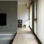 简约型公寓装修
