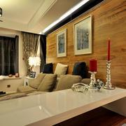 自然风格两室一厅