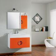 清新型浴室设计