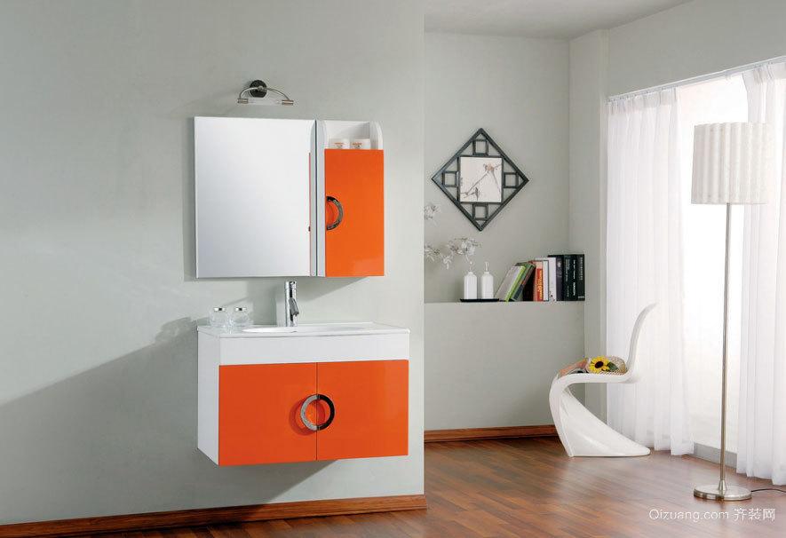 没有什么不能做到:整洁明亮浴室装修效果图欣赏大全