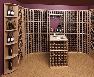 酒窖酒架装修