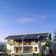 二层农村房屋图片