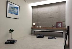 彰显不凡气质:婉约质感三室一厅家庭室内装修效果图