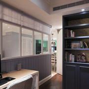 三室一厅书房图片