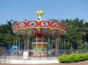 天堂大乐园:儿童游乐场设计效果图欣赏大全