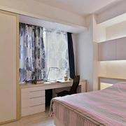 唯美型三室一厅设计