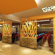 豪华型网吧设计