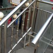 朴素楼梯扶手装修图片