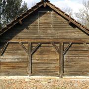 浅色调木屋设计