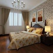 小卧室壁纸装修设计