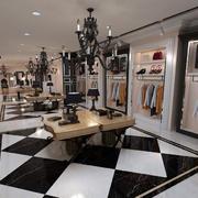 服装店地板设计