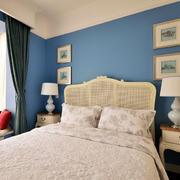 地中海风格三室一厅