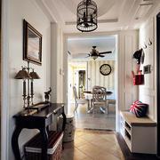 三室一厅玄关设计