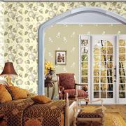小房间墙纸