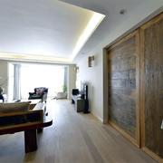 三室两厅天花板效果图