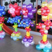 造型各异气球