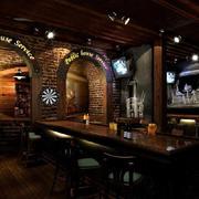 大气型酒吧设计