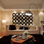 温馨色调沙发