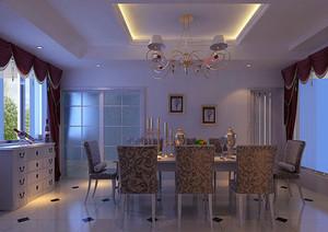 大户型餐厅设计