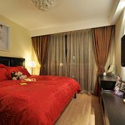 两室一厅卧室图片
