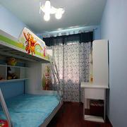 清新淡雅型儿童房