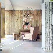 现代创意单身公寓