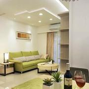 清新色调公寓设计