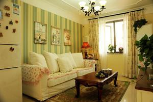 地中海风格婚房设计