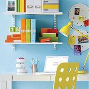 充满活力小书房装修