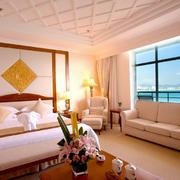 海景房卧室装修