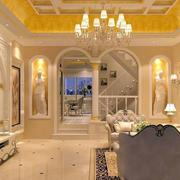 温馨色调客厅