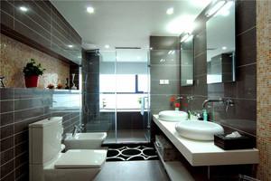 房屋卫生间设计图