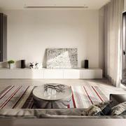 现代创意两室一厅