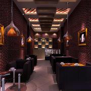 咖啡店走道设计