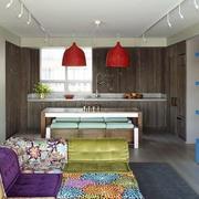 单身公寓走廊设计